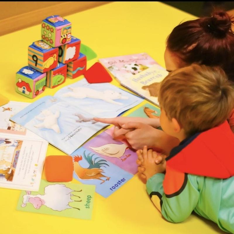 Inglés: Centro Infantil Pompitas de Centro Infantil Pompitas