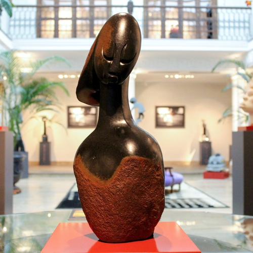 African art gallery in Madrid center | Gazzambo Gallery