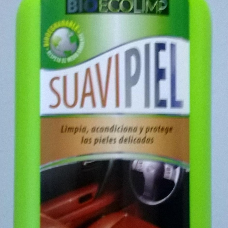 SUAVIPIEL, LIMPIA ACONDICIONA Y PROTEGE LAS PIELES DELICADAS 500ML.: SERVICIOS  Y PRODUCTOS de Neteges Louzado, S.L.
