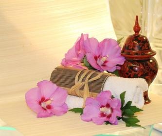 Masajes con pindas: Servicios de Benestar Zen