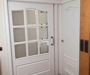 Restauración y lacado de puertas