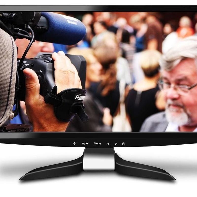 TV: Prestaciones  de Nace Comunica