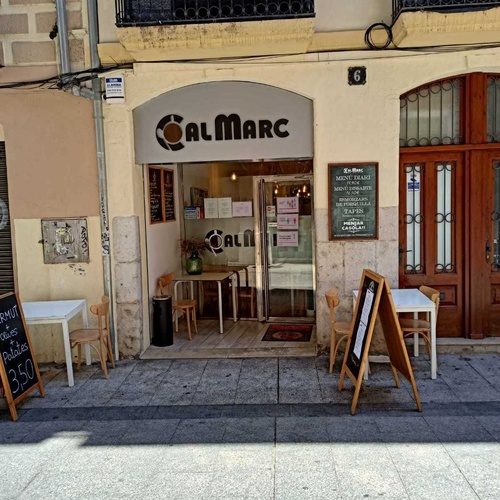 Restaurante menú diario en Reus | Restaurante Cal Marc