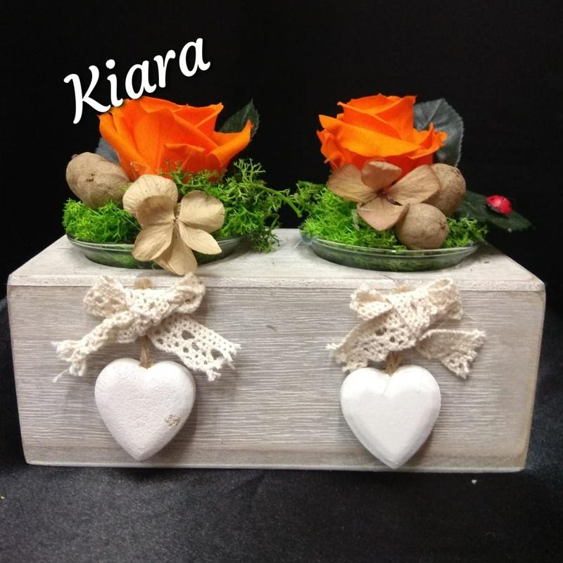 Preservados: Productos de Floristería Kiara