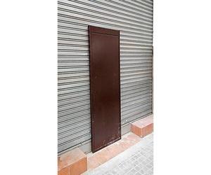 Protección de edificios vacíos
