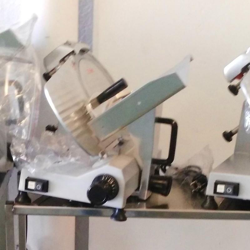 Cortadoras de fiambre: Productos de Veyco Maquinaria Hostelería