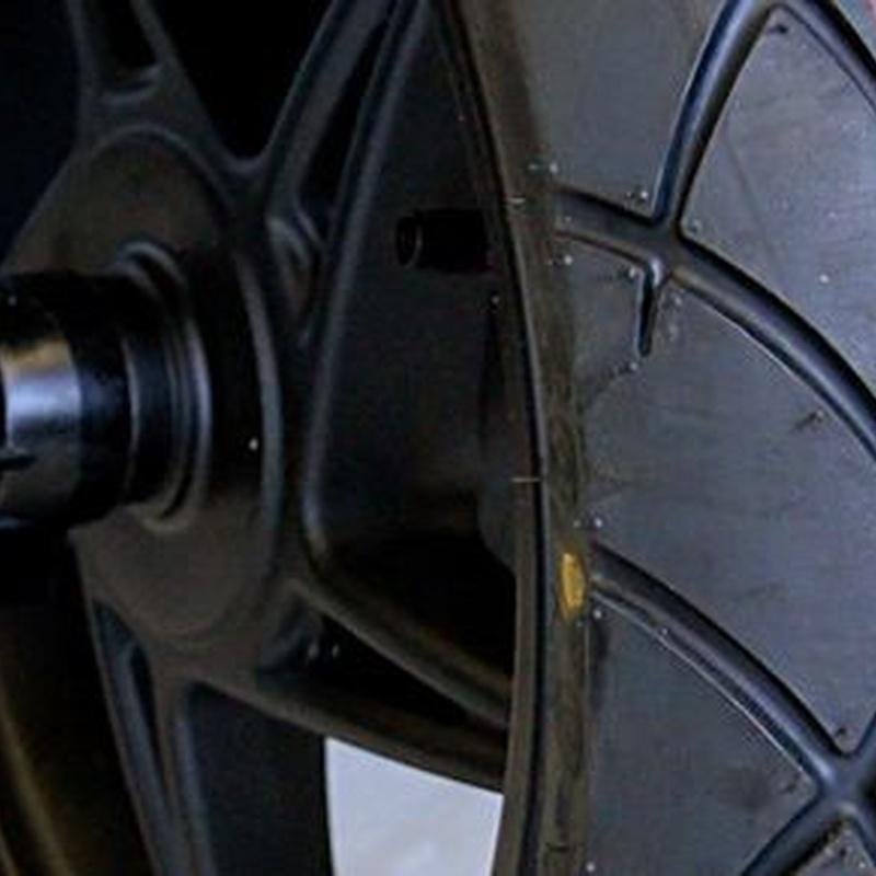 Neumáticos: Servicios de Green Motos