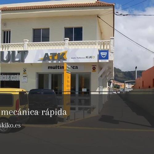 Mecánica rápida en Tenerife: Auto Talleres Kiko