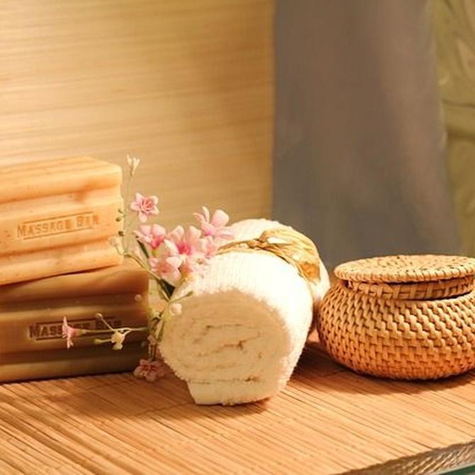 Los beneficios de los masajes relajantes