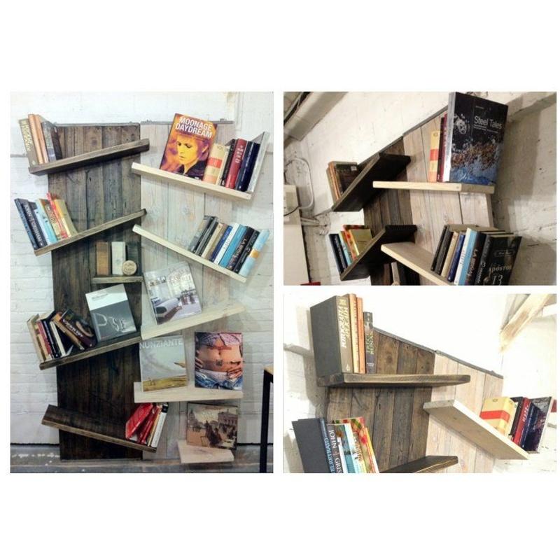 PFF. 006 · Estantería: Muebles de Paletto´s Furnature