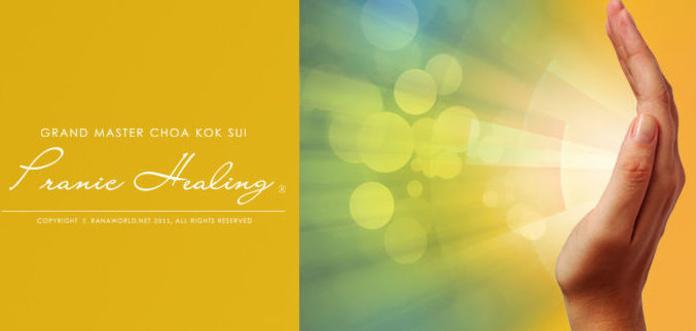 ¿ Qué es el pranic healing?