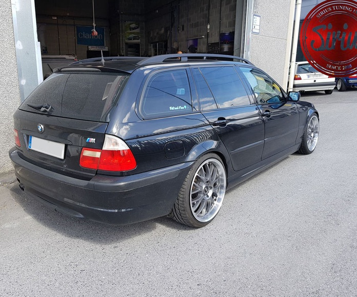BMW E46 Touring - AR1 Wheels