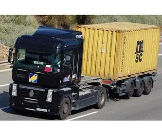 Transporte de contenedores: Servicios de Grupo Tramal / Tramal S.L  Logtramar S.C.C.L