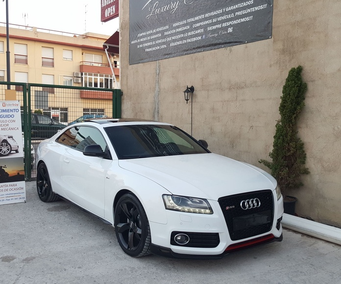 Audi A5 RS Pack diesel: Venta de vehículos of Luxury Cars DG