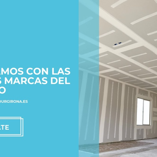 Insonorización de techos en Girona | Enguixats i Pladur Girona