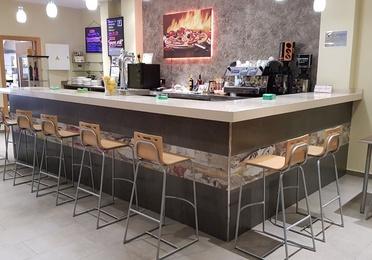 Instalaciones de Pizzería Girasol en Siscar