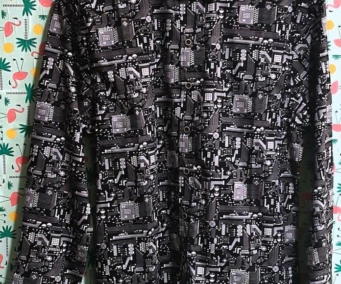 Camisa circuitos: Productos de Picnic Moda Urban y Pinpilinpauxa