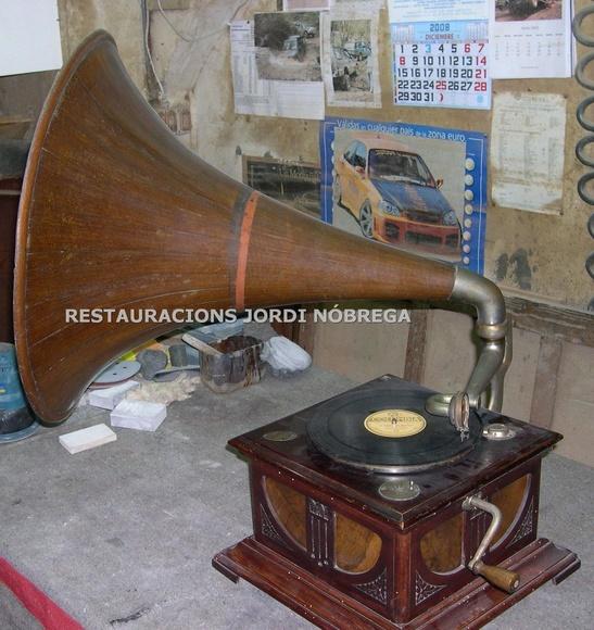 Gramola de Trompeta (Barcelona)