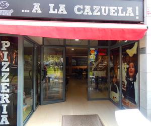 Entrada del Restaurante A la Cazuela