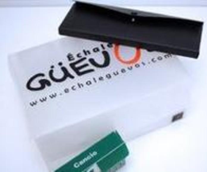 Maletines y cajas: Catálogo de productos de Exclusivas Goimar, S. L.