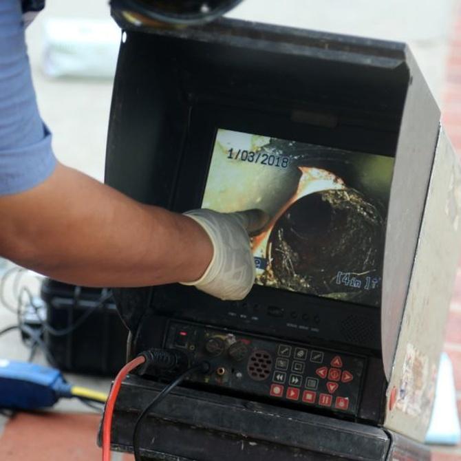 Tecnología para la detección de arquetas ocultas