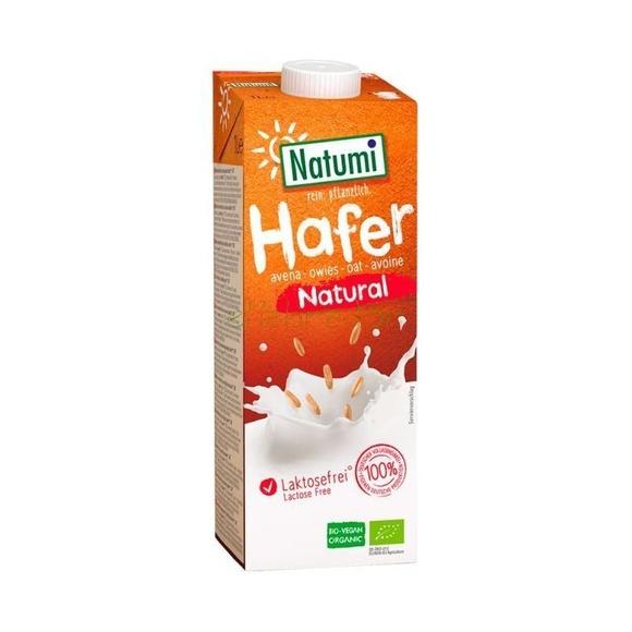 Bebida vegetal de avena natural, NATUMI: Catálogo de La Despensa Ecológica