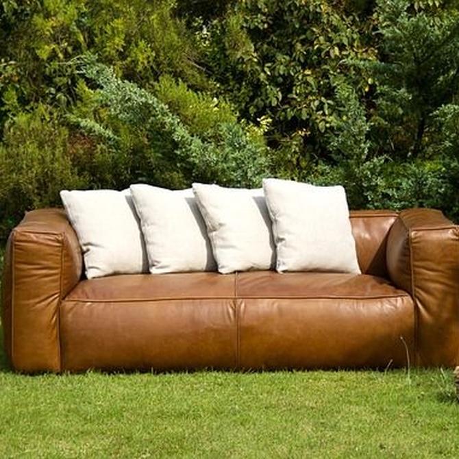¿Qué es un sofá Chester?