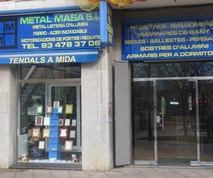 Carpintería de aluminio en Sant Just Desvern | Metal Masa, S.L.