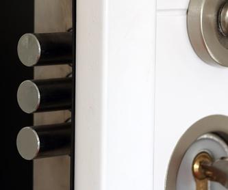 Puertas de seguridad: Servicios de Cerrajeros Usafe