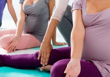 Pilates para embarazas y post parto
