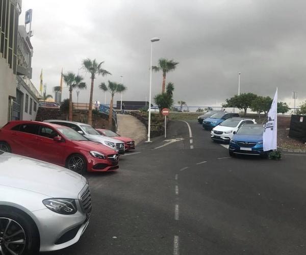 Venta coches Granadilla de Abona | Hijos de Salvador García Fortes