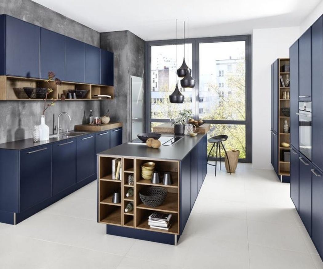 Esconder los electrodomésticos en la cocina