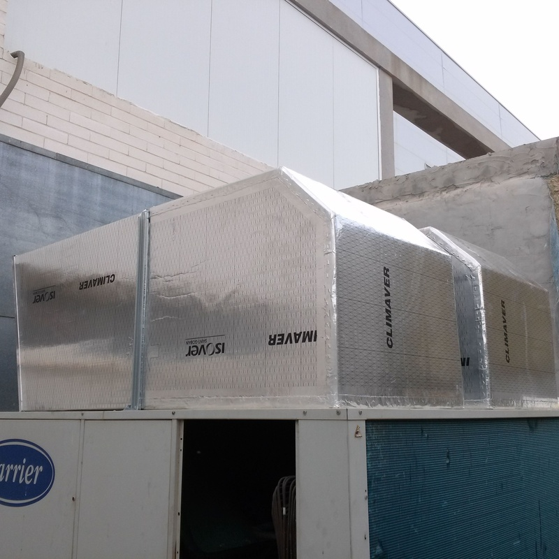 RUIDO INDUSTRIAL: Productos y servicios  de Acoustic Drywall
