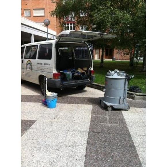 Mantenimiento integral: Servicios de Cast Limpiezas