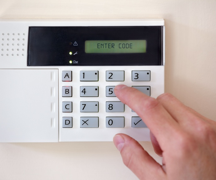 Alarmas y Videograbación: Productos y servicios de Eléctricas Seyme