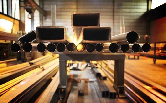 Tubos de hierro: Productos de Hierros y Aceros del Condado