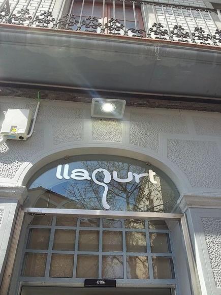Proyecto LLAGURT: Servicios y trabajos de AC Barcelona