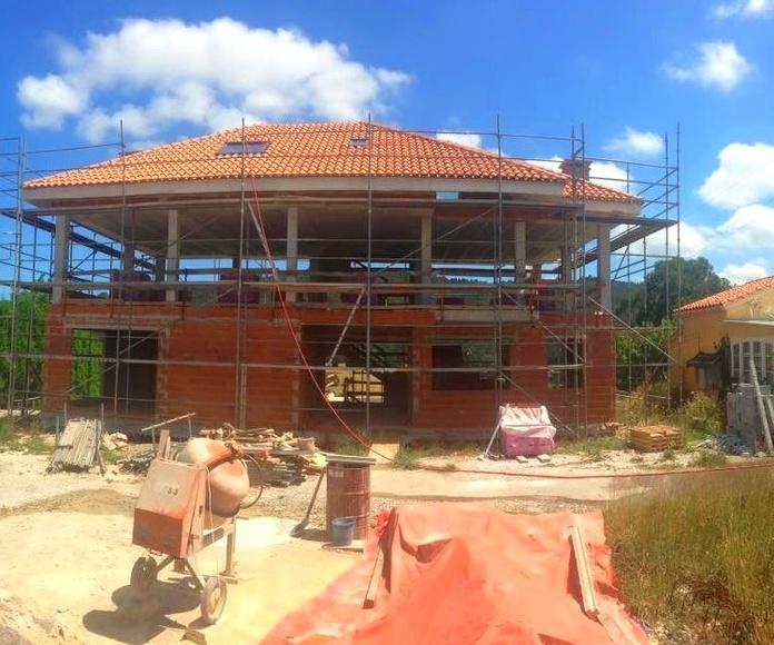 Contruccion de viviendas unifamiliares: Construcciones  de Construcciones Espiniella