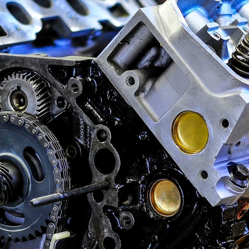 Mecánica en general: Servicios de Talleres Martín Automoción