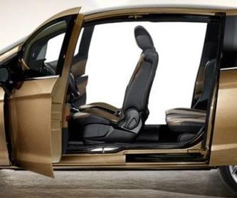 Vehículos de ocasión Ford Selección: Catálogo de Ford Mintegui