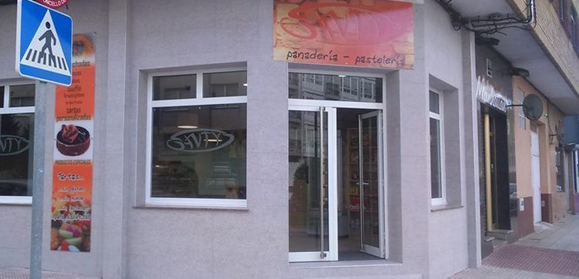 Pastelería sin gluten en Galicia: Pastelería Santy