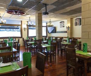 Restaurante con cocina mediterránea tradicional