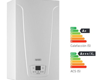 BAXI NEODENS PLUS ECO 24/24F 850€ CON IVA