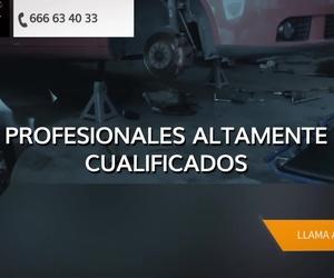 Taller mecánico en Málaga | Garaje 34 - Centricar