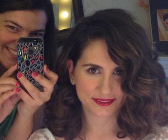 Tratamientos del cabello: Servicios de Mónica Roldán