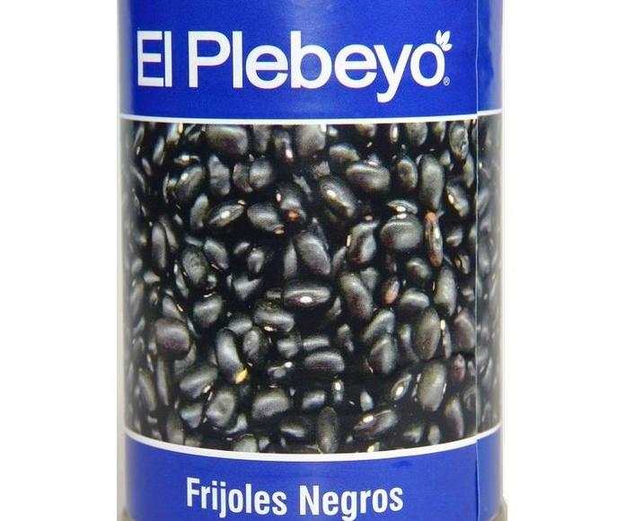 Frijol negro El plebeyo : PRODUCTOS de La Cabaña 5 continentes