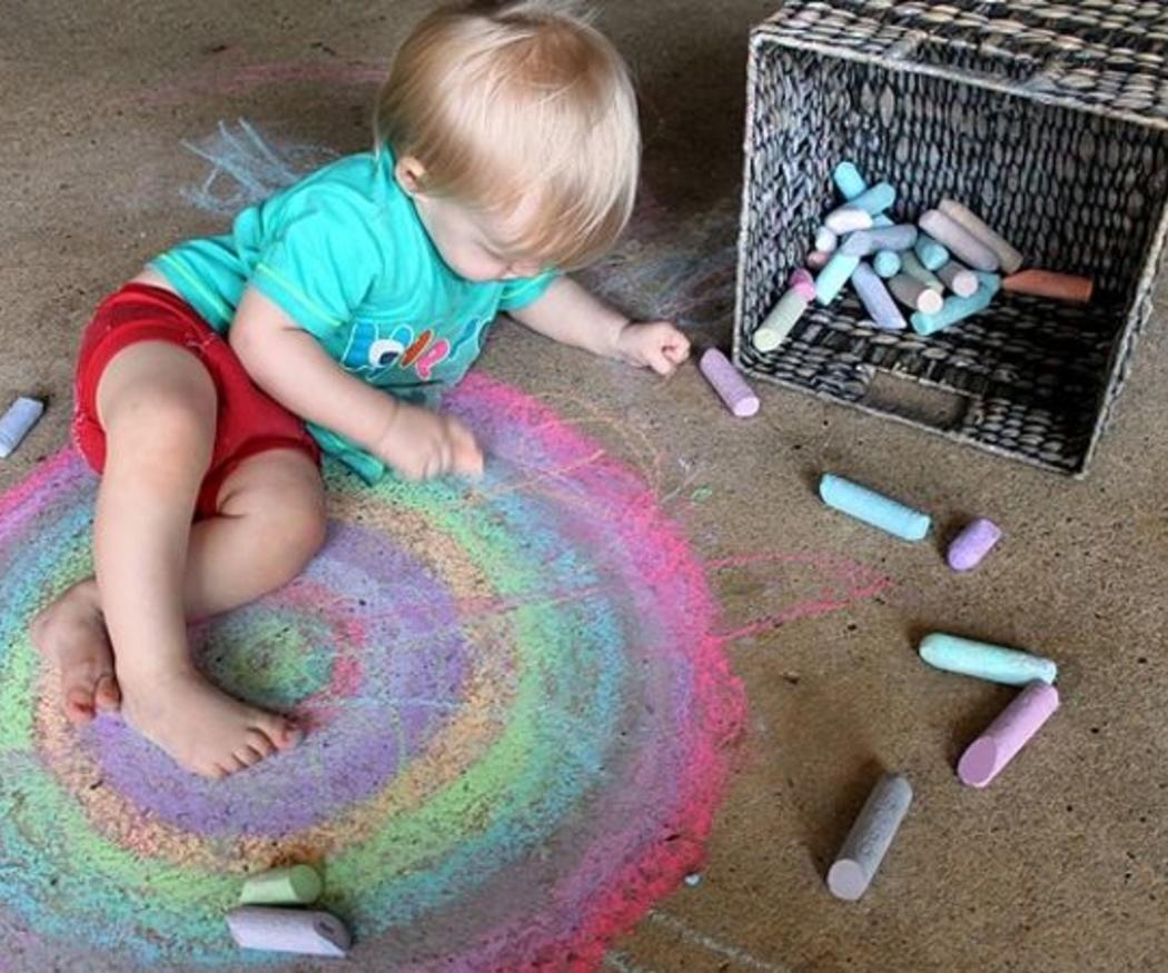 La limpieza del hogar y los niños