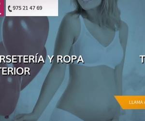 Sujetadores para embarazadas en Soria | Rosa Ransanz