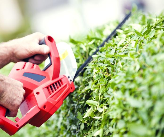 Jardinería: Servicios de Ferretería Espada
