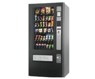 Instalación de máquinas de snacks y café